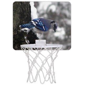 Blue Jay Mini Basketball Hoops