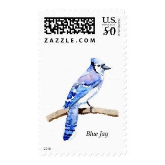 Blue Jay postage