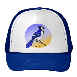Blue Jay rev.2.0 Shirts and Apparel Trucker Hat