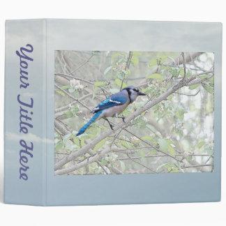 Blue Jay Songbird Binder