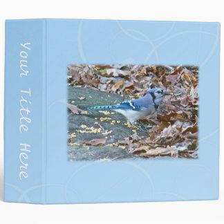 Blue Jay Songbird Series Binder