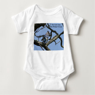 Blue Jay, The Cute Ones Are Always Ornery! Baby Bodysuit