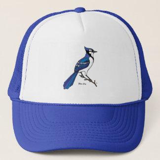 BLUE JAY TRUCKER HAT
