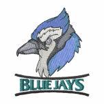 Blue Jays Embroidered Hoodie