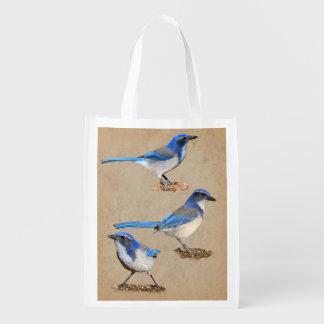 BLUE JAYS GROCERY BAG