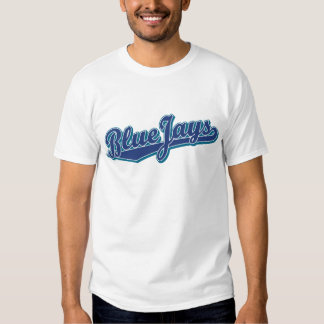 Blue Jays in Blue and Blue T-Shirt