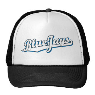 Blue Jays in White Gray and Blue Trucker Hat