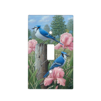 Blue Jays Light Switch Cover