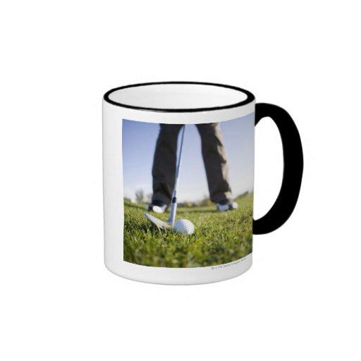 Blue Jean Images 2 Ringer Mug