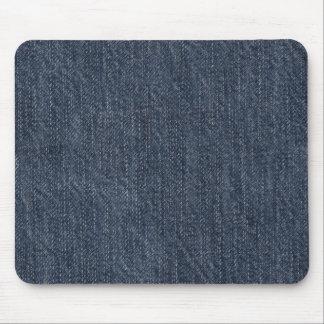 Blue Jean Mousepad