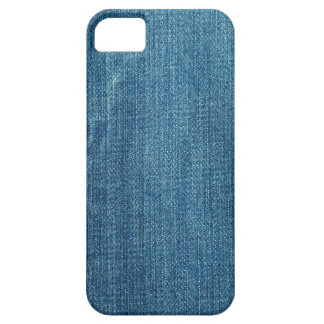 Blue jeans background iPhone SE/5/5s case
