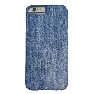 Blue Jeans Barely There iPhone 6 Case