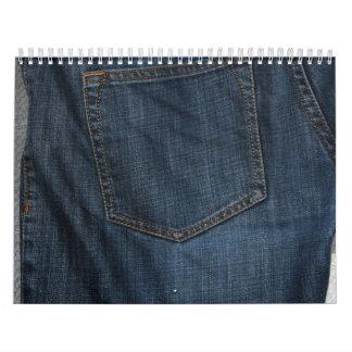 Blue Jeans Calendar