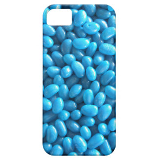 Blue Jelly Bean iPhone 5 Case