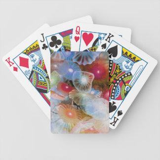 Blue Jelly Poker Cards