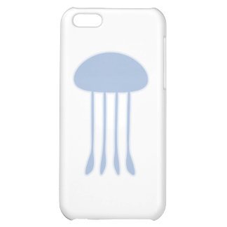 Blue Jellyfish iPhone 5C Cover