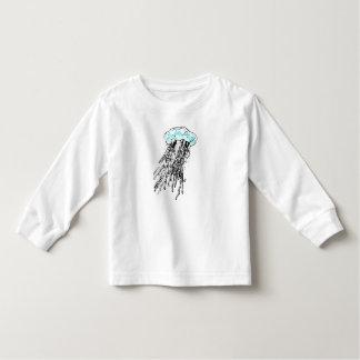 Blue Jellyfish Tee Shirt