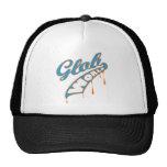 Blue Jersey Style Trucker Hat