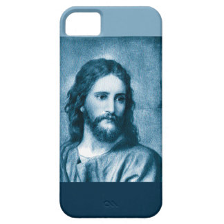 BLUE JESUS iPhone SE/5/5s CASE