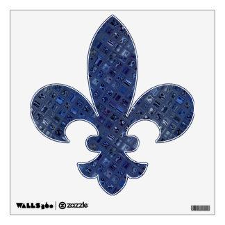 Blue Jewel Room Graphics