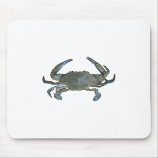 """Blue """"Jimmy"""" Crab Mouse Pad"""