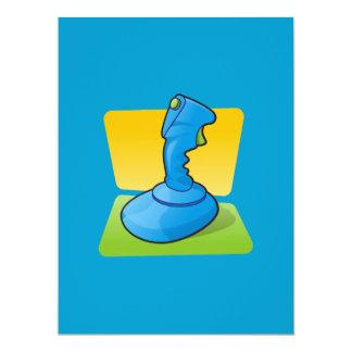 Blue Joystick Announcements