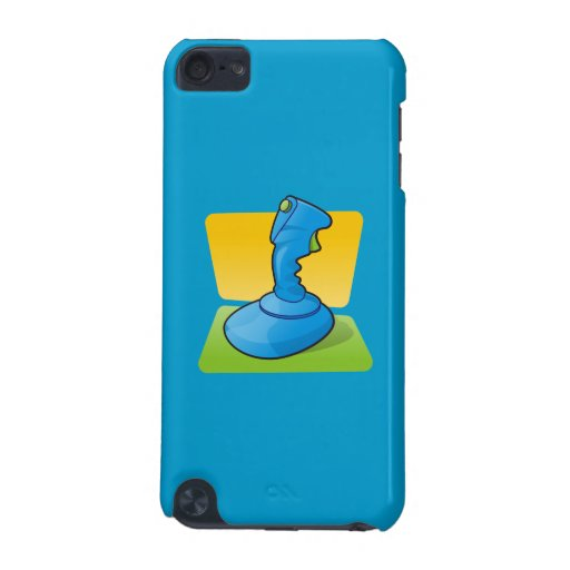 blue joystick ipod touch 5th generation cases zazzle. Black Bedroom Furniture Sets. Home Design Ideas