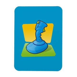Blue Joystick Magnet