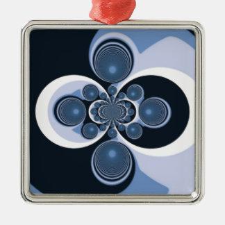 blue.jpg metal ornament