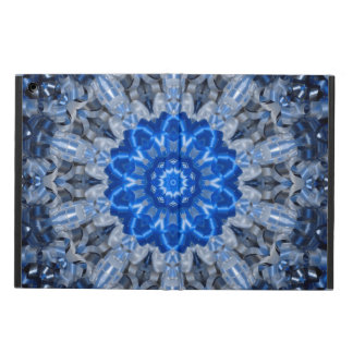BLUE KALEIDOSCOPE RIBBON CASE