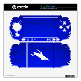 Blue Kayaking Decal For Sony PSP 3000