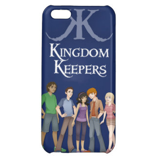 Blue Keepers iPhone 5 Case