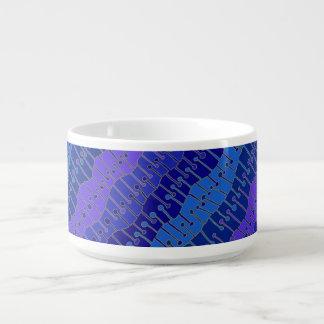 Blue Keet Seel on a big mug
