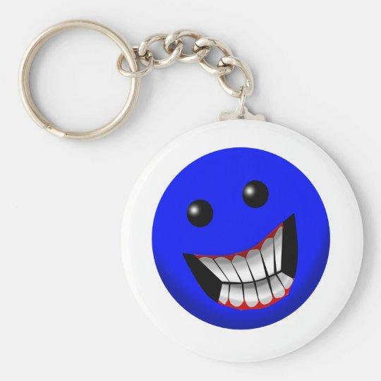 Blue Keychain