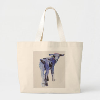 Blue Kid Cazalla de la Sierra 1999 Large Tote Bag