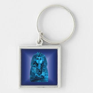 Blue King Tut #2 Keychain