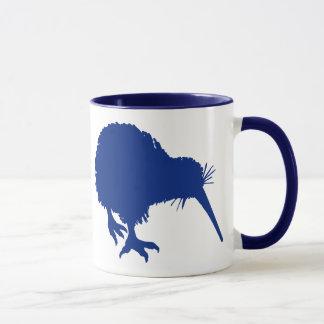 Blue Kiwi Mug