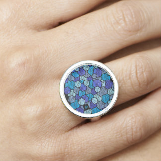 blue knell ring