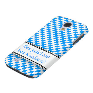Blue knows with saying samsung galaxy s4 case