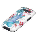 Blue Koi Fish Galaxy S3 Case