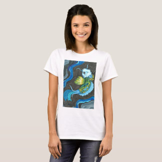 Blue Koi T-shirt