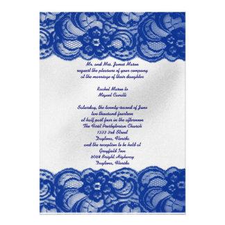 Blue Lace Invites