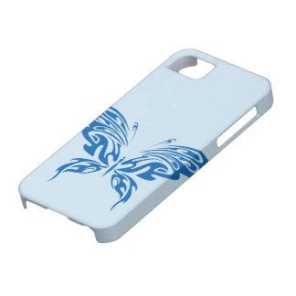 Blue Lace iPhone SE/5/5s Case