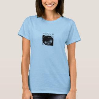 Blue Ladies Chelsea H T-Shirt