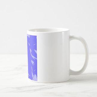 Blue Lady Liberty Coffee Mug