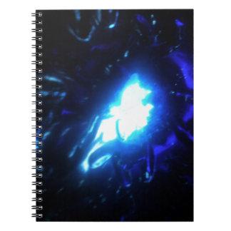 Blue Lady Notebook