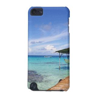 Blue Lagoon at the Tuamotus, French Polynesia iPod Touch 5G Cover