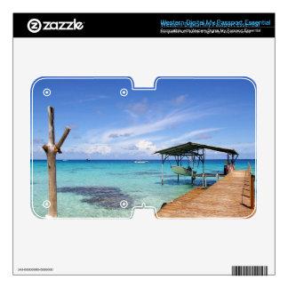 Blue Lagoon at the Tuamotus, French Polynesia WD My Passport Skin