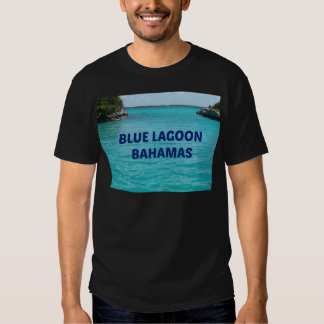 Blue Lagoon Bahamas T-shirt