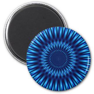 Blue Lagoon Magnet